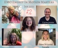 EMO Master Practitioner with Sandra Hillawi